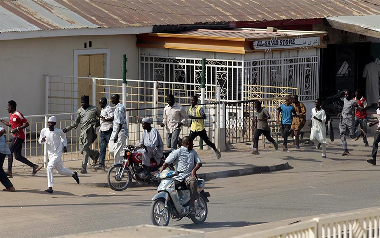 Nigeriyada məscidə silahlı hücum, 18 nəfər öldü