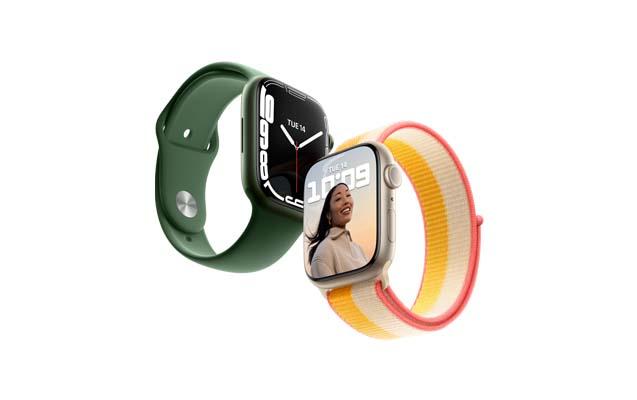 """""""Apple Watch Series 7"""" artıq satışda"""
