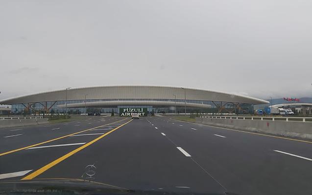 Füzuli aeroportu böyük gün üçün hazırdır...