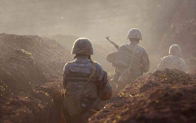 Erməni hərbçilər aclıqdan hərbi hissələri tərk edirlər