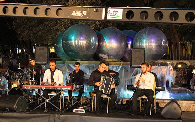 """""""Music Band""""in növbəti çəkilişi baş tutub"""