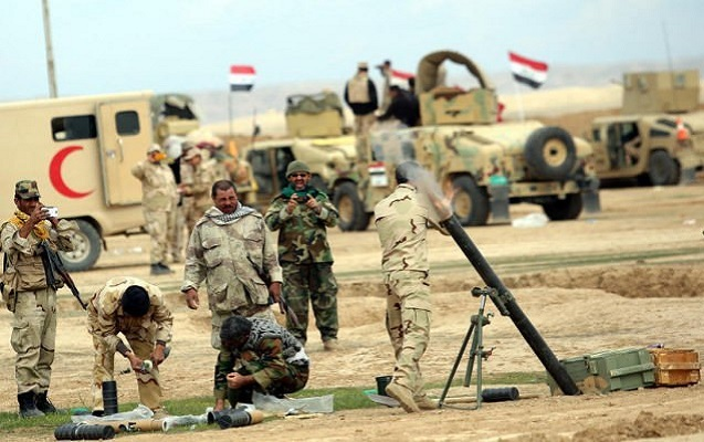 İraq ordusu yeni əməliyyata başladı