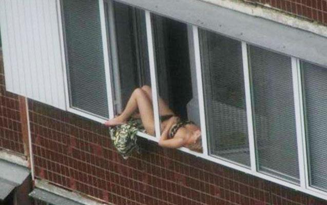 """Rusiyanın çılğın """"balkonları"""""""