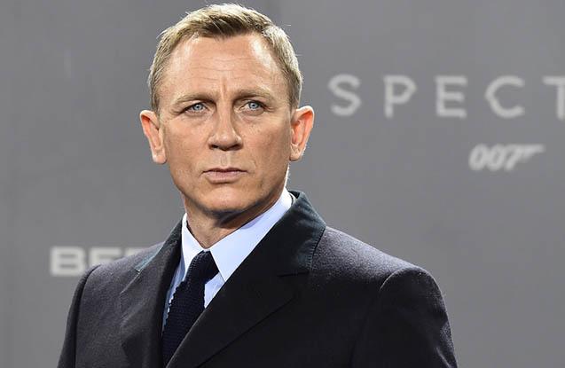 """Daha iki filmdə """"Agent-007""""ni canlandıracaq"""