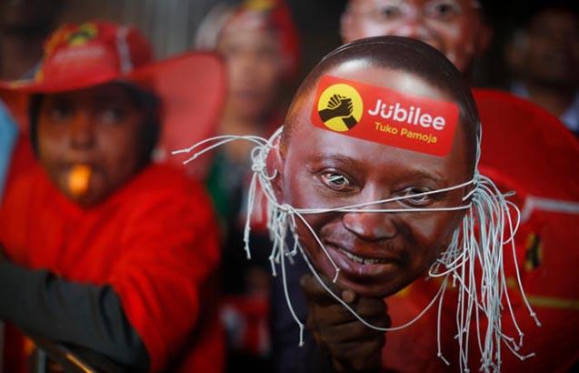 Keniyada prezident seçkilərinin nəticəsi bilinib