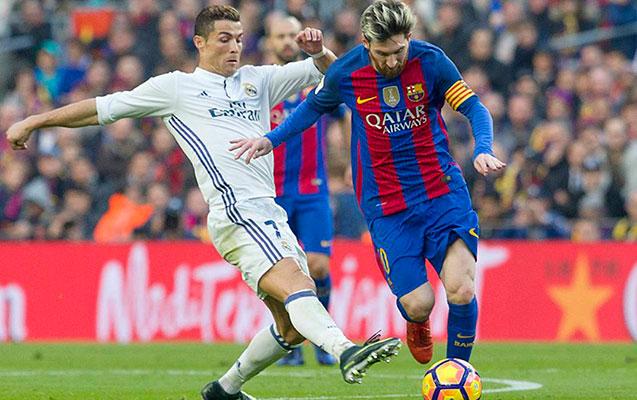 """""""Real"""" """"Barselon""""ya qarşı"""
