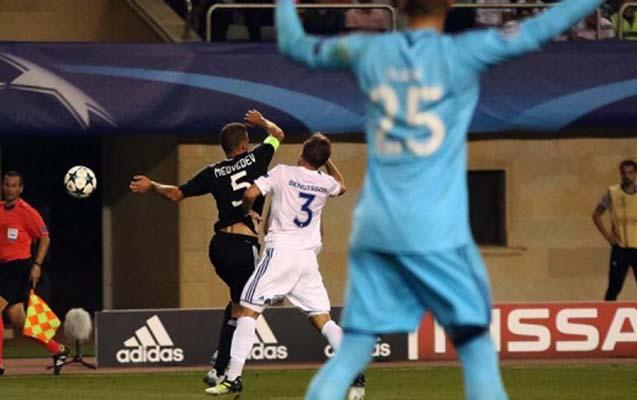 """""""Kopenhagen"""" Maksim Medvedevi UEFA-ya şikayət etdi"""
