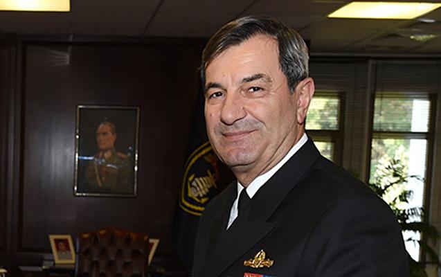 Türkiyənin hərbi-dəniz qüvvələrinin komandiri istefa verib