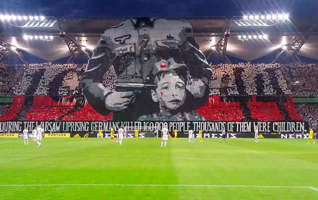 """UEFA """"Legiya""""nı azarkeşlərinə görə cərimələdi"""