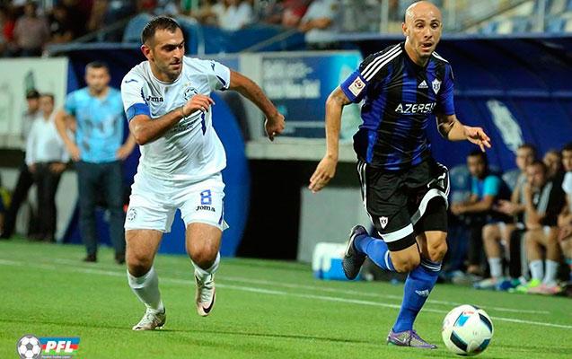 """""""Qarabağ""""ın oyununun hakimi müəyyənləşdi"""