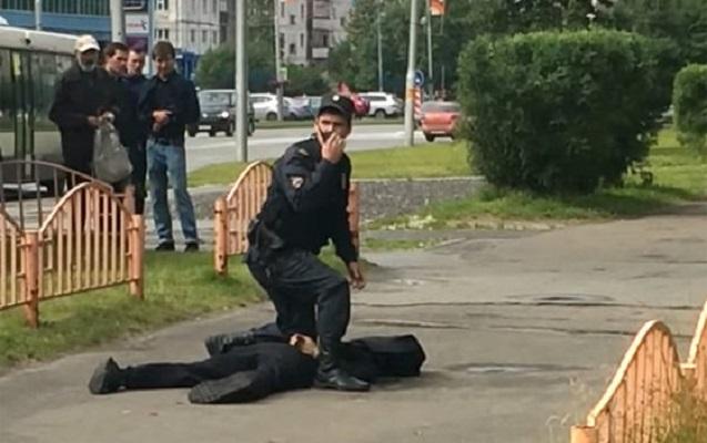 Bu dəfə Rusiyada bıçaqlı hücum