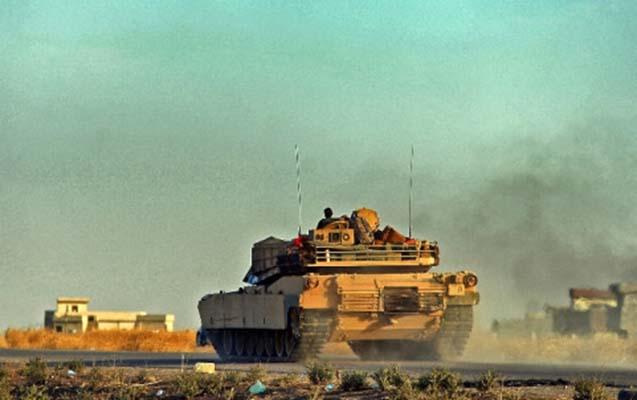 Daha bir şəhər İŞİD-dən azad edilir