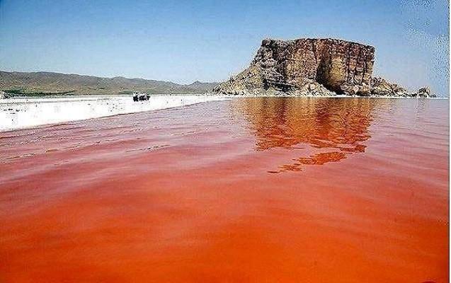 """Urmiya gölü yenidən """"dirilir"""""""