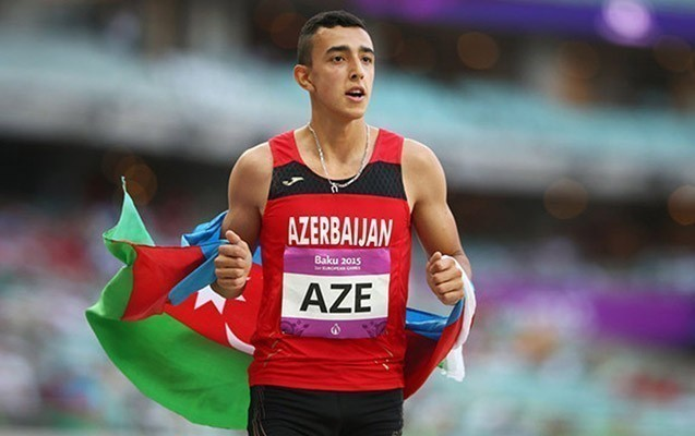 Nazim Babayev Avropa çempionu oldu
