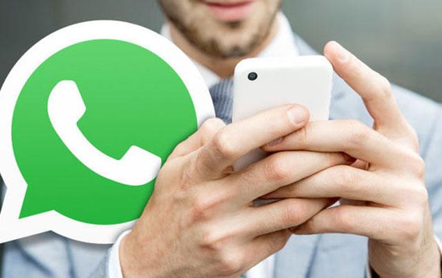 """""""WhatsApp""""da yenilik - Danışaraq yazış"""