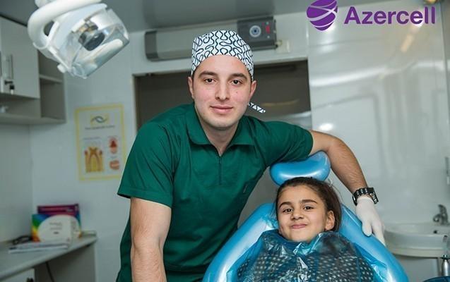 Mobil Diş Klinikasından təmənnasız yardım