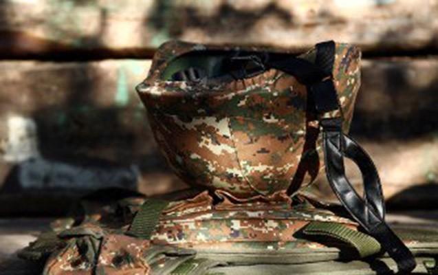Ermənilərin hərbi hissəsində partlayış