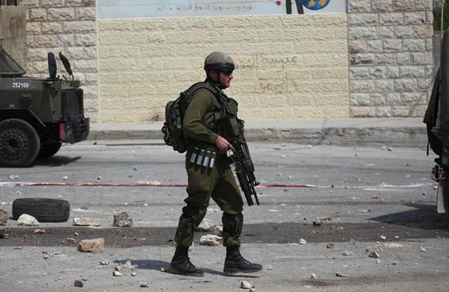 İsraildə silahlı hücum