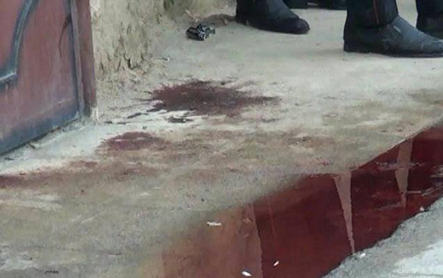 Kürdəxanıda mağazada adam öldürüldü, 40 min oğurlandı