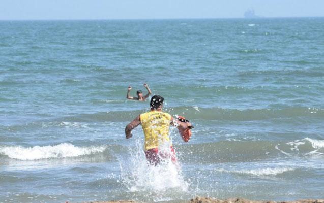 Novxanıda bir nəfər dənizdə batıb