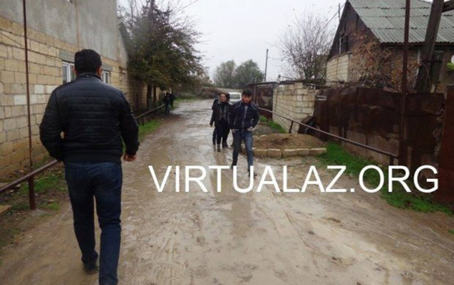 """""""Meyitləri yataq otağının altında üzü qibləyə tərəf düzüb..."""""""