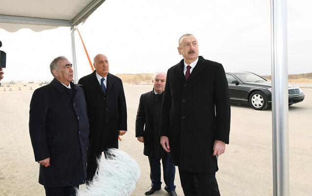 """""""Çünki mən sizə irad tutmuşam"""" - Prezident"""