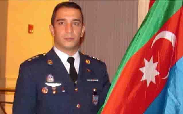 Azərbaycanın şəhid pilotları — FOTOLAR