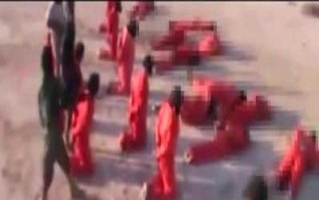 İŞİD terrorçuları öz üsulları ilə öldürüldü