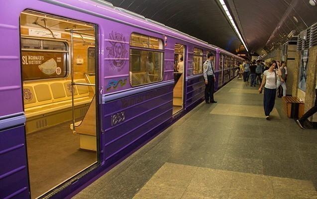 Mitinqə görə metronun 3 stansiyası bağlandı