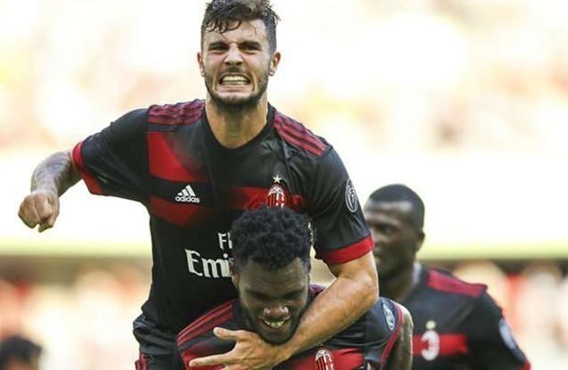 """""""Milan"""" """"Bavariya""""ya futbol dərsi keçdi"""