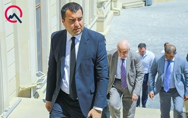 Natiq Əliyevin 40 mərasimi keçirilib