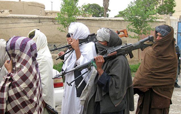 """""""Taliban"""" Əfqanıstanda 33 nəfəri oğurlayıb"""