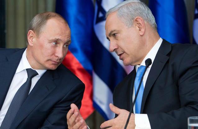 Netanyahu Putinlə görüşməyi planlaşdırır