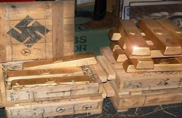 Hitlerin əmri ilə batırılan gəmi tapıldı - İçində 4 ton qızıl var