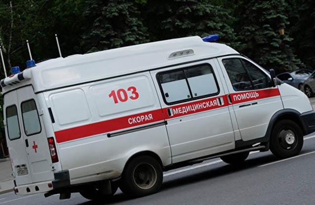 Rusiyada avtomobil qəzası